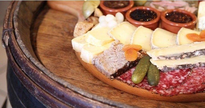 au doux raisin fromages