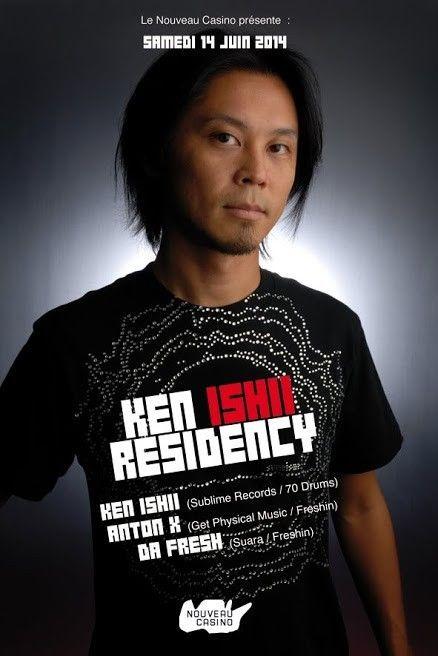 Ken ishi residency