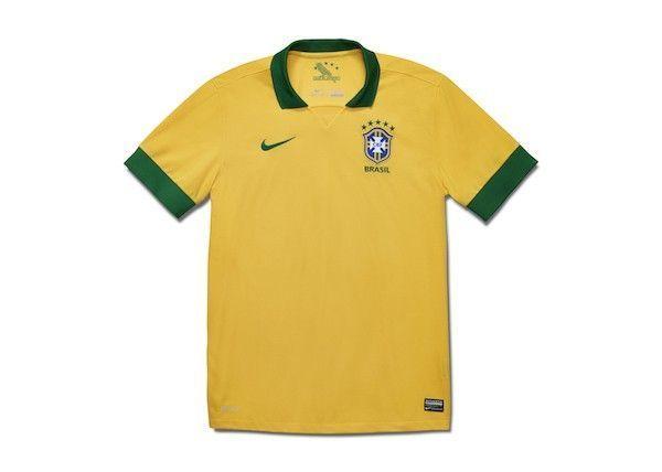 Nike Brasil Jersey Genome