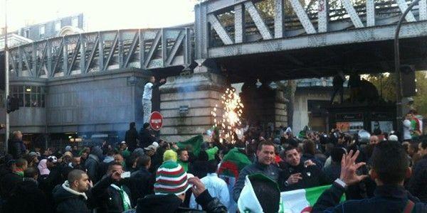algerie suporter paris