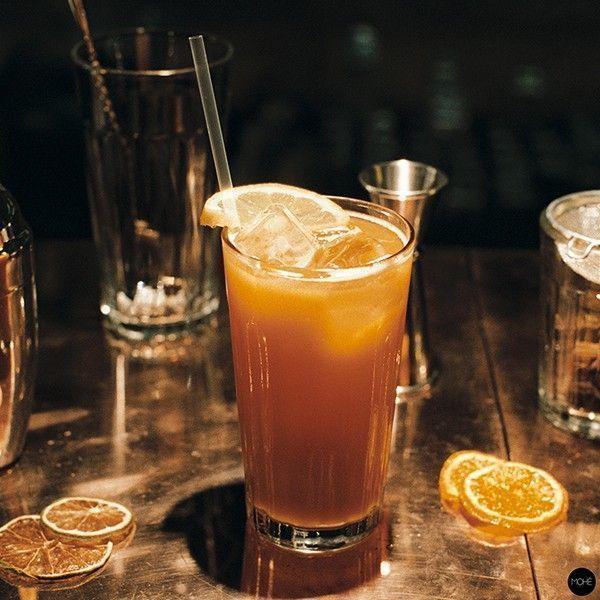 cocktails little red door orange