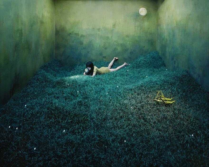 jee young lee bleu