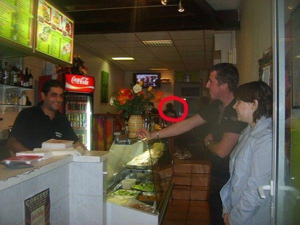Michael Jackson restaurant