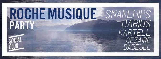 roche musique darius social club