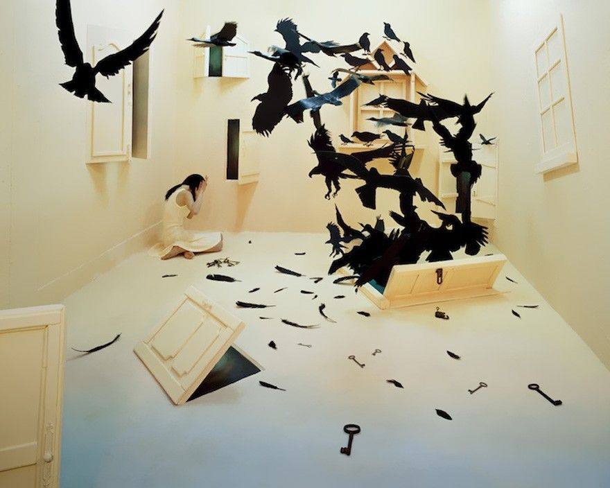 jeeyoung lee black birds