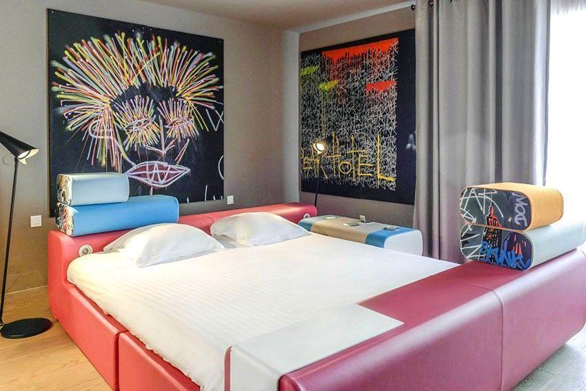 lieux branchés marseille new hotel