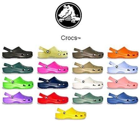 sandale Méduse crocs