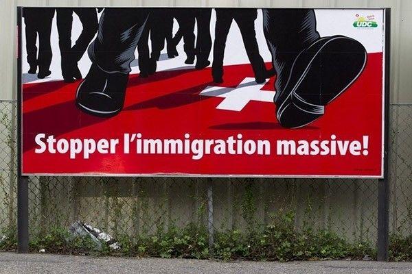 udc immigration suisse