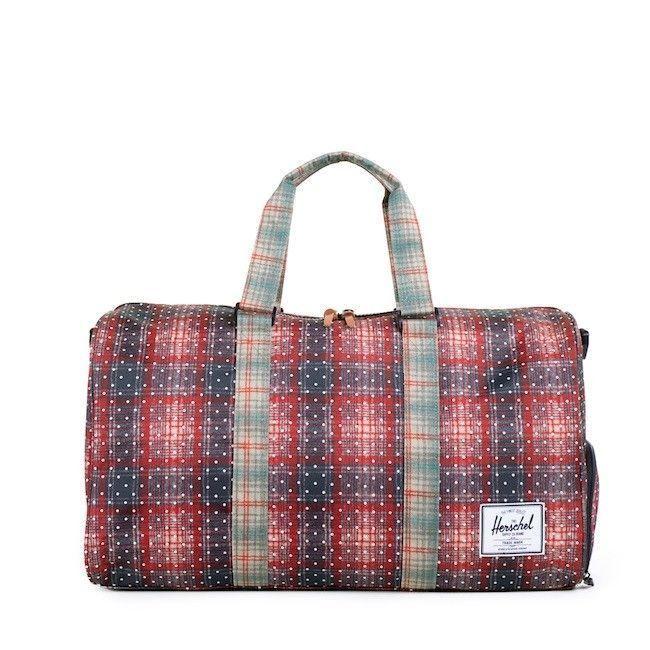 bag-Herschel-Grey-Plaid-Collection