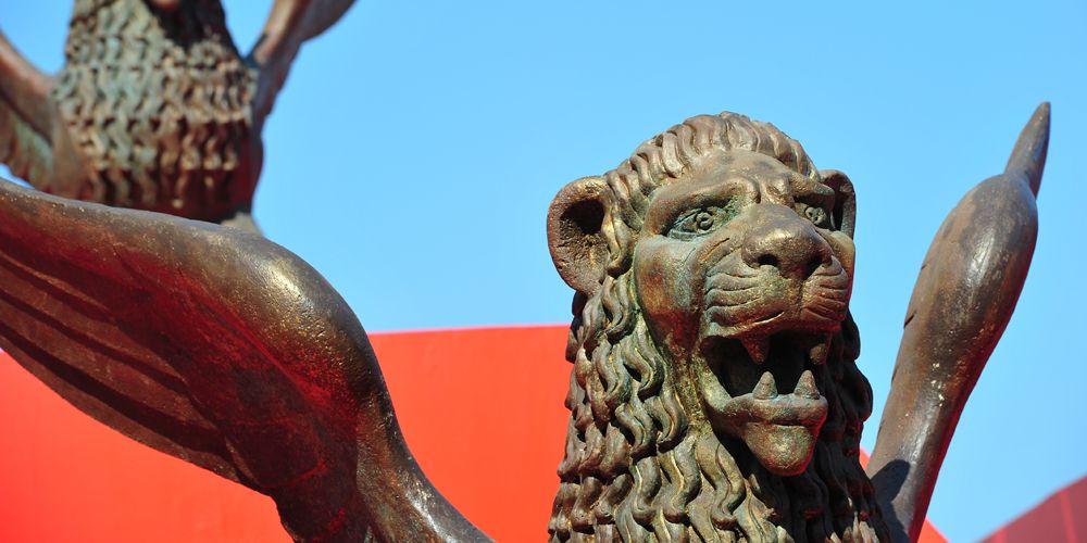mostra de venise lion