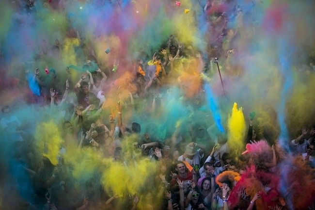 sziget-2013-color-party
