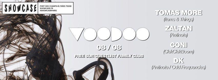 voodoo showcase