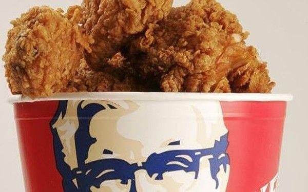 DIET TRANS FAT BAN  KFC / Kentucky Fried Chicken