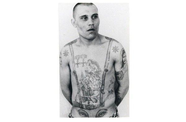 tatouages ruses