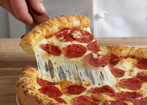 chorizo pizza domino's
