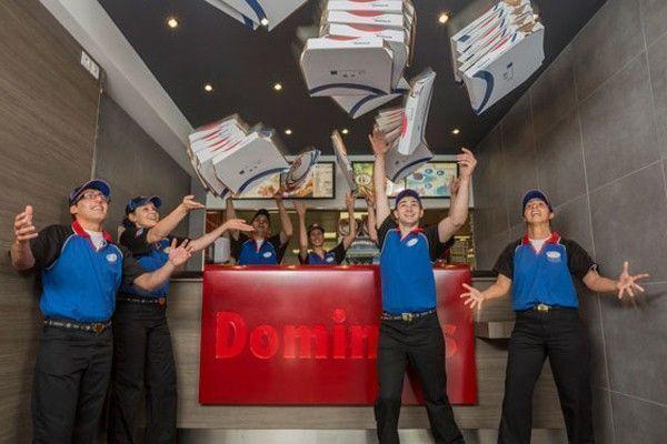 domino's pizza base