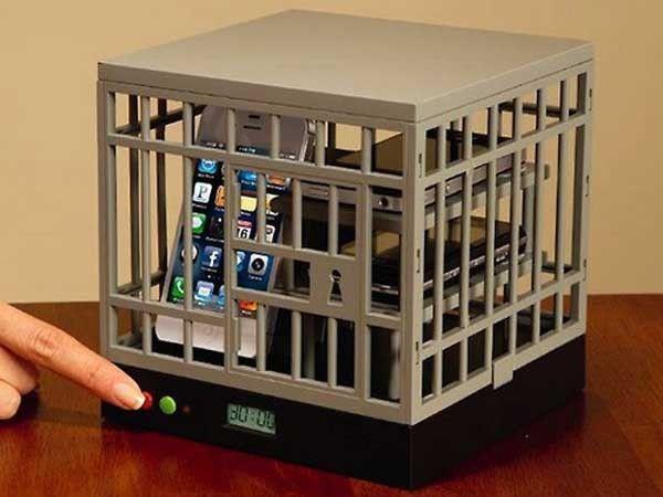 coffre smartphone