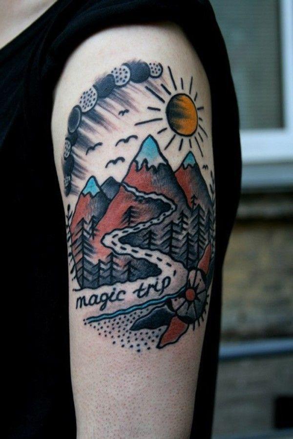 tattoo trio
