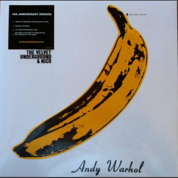 vinyl andy wharol