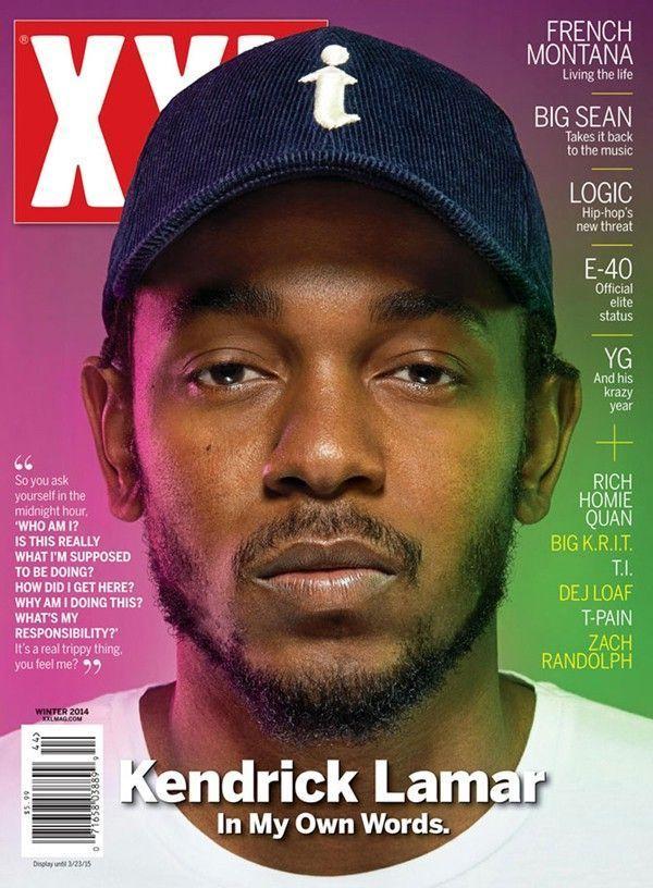 xxl cover kendrick lamar