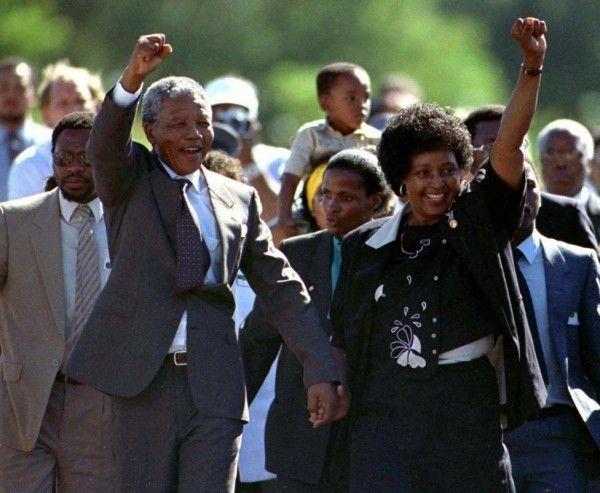 Reuters Mandela