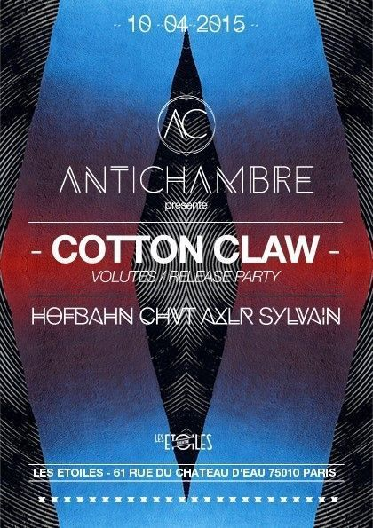 antichambre cotton claw
