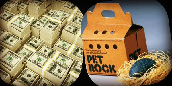 pet rock gary dhal
