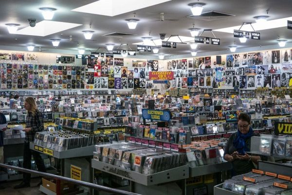 record store day vinyle