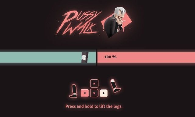 pussy walk