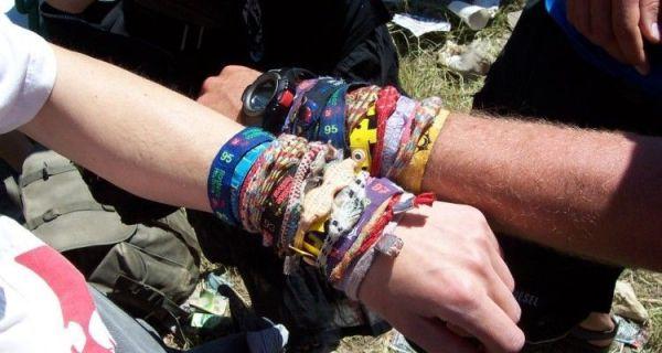 bracelets festivals