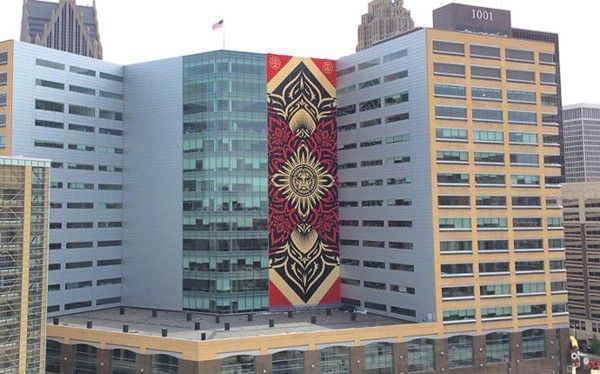 shepard fairey tour