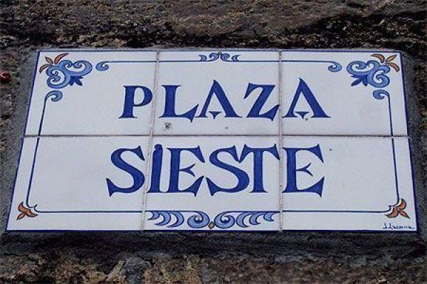 sieste espagnol