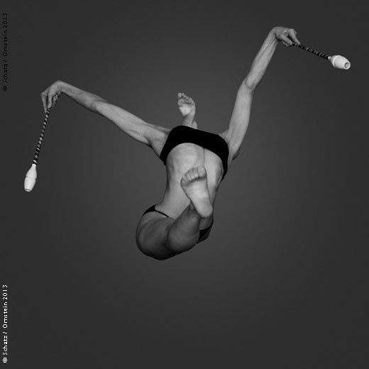 howard schatz photographies