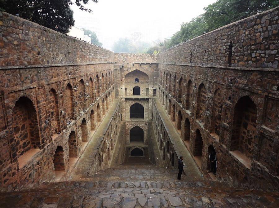 Bâoli structure