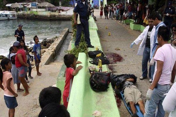 Acapulco cadavres