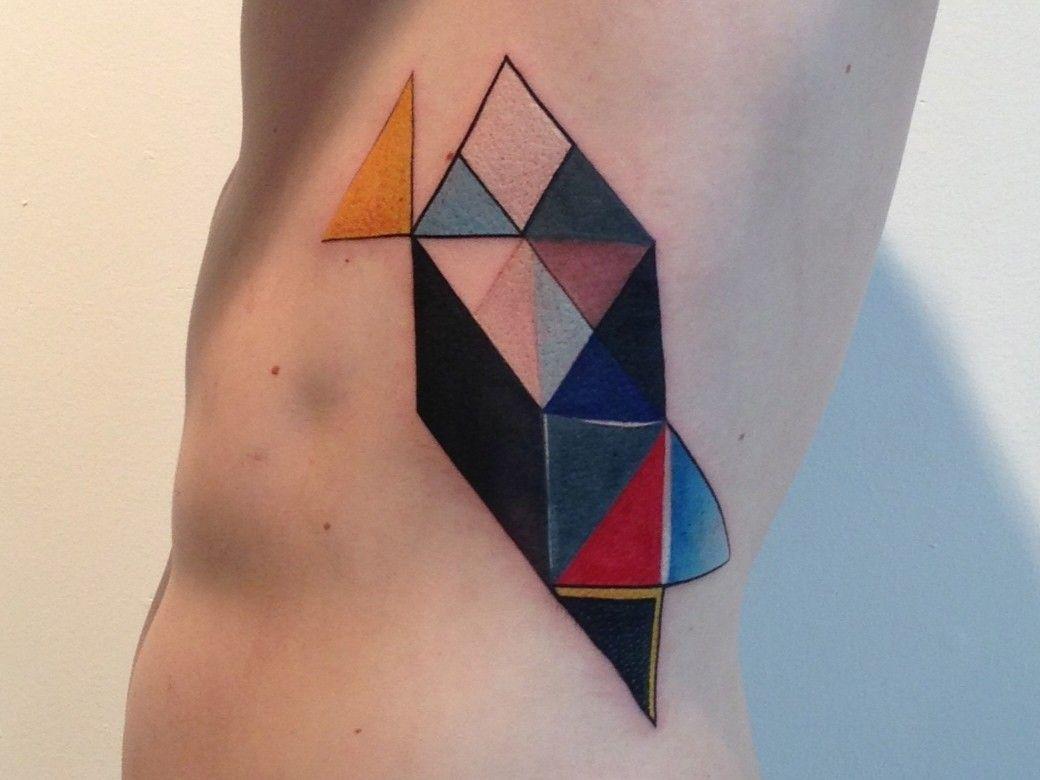 Amanda Wachob tatoueuse