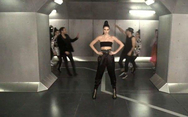 Kendall Jenner Olivier Rousteing