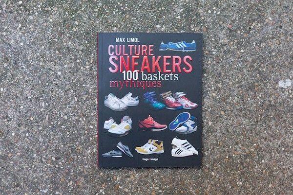 culture sneakers livre