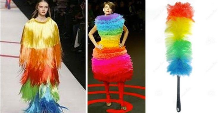 robe plumeau