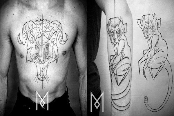 tatouage mo ganji