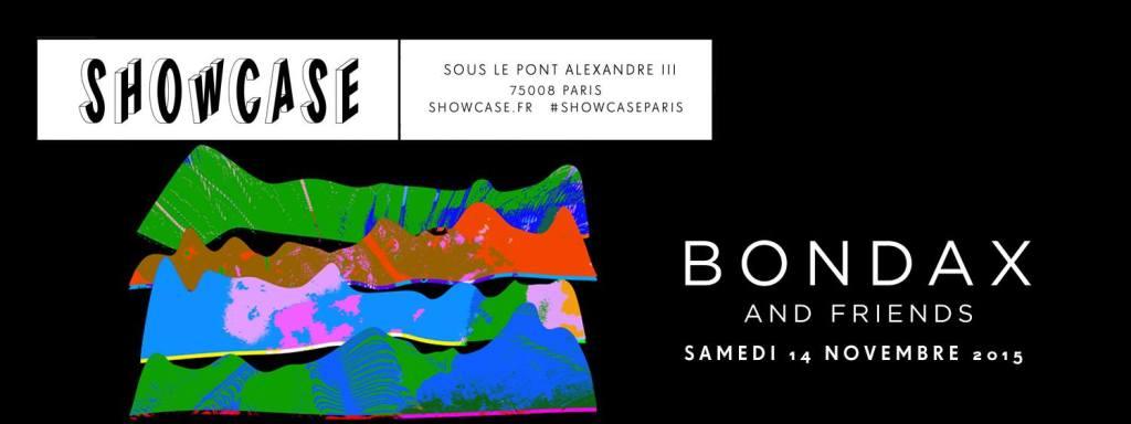 bondax showcase