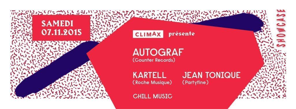 climax showcase