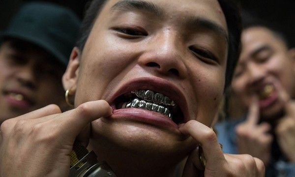 keith ape trap
