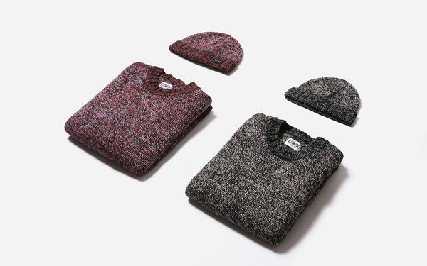 edwin knitwear collection