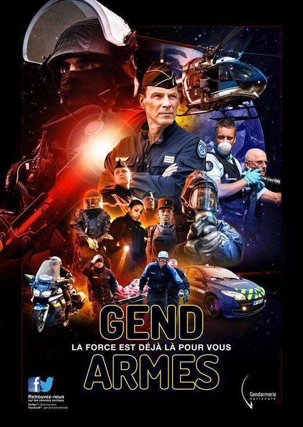 Gendarmerie featuring Star Was2