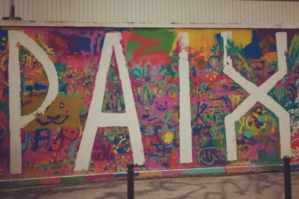 Rosa Parks fait le mur