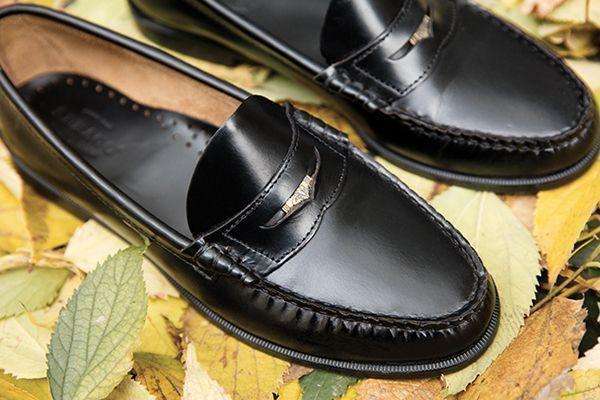 penny loafer mocassin sebago