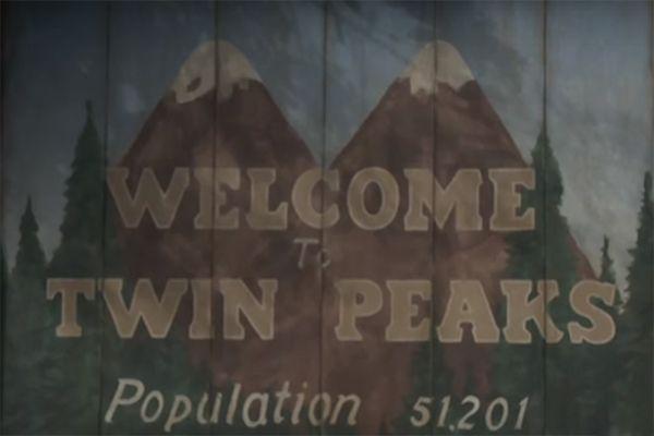 Teaser de Twin Peaks