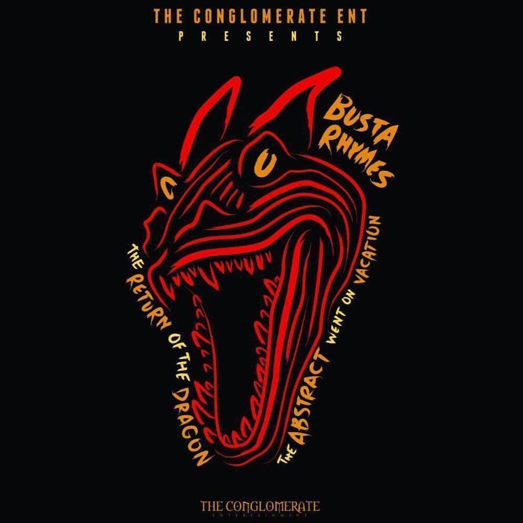 artwork busta rhymes the return of the dragon