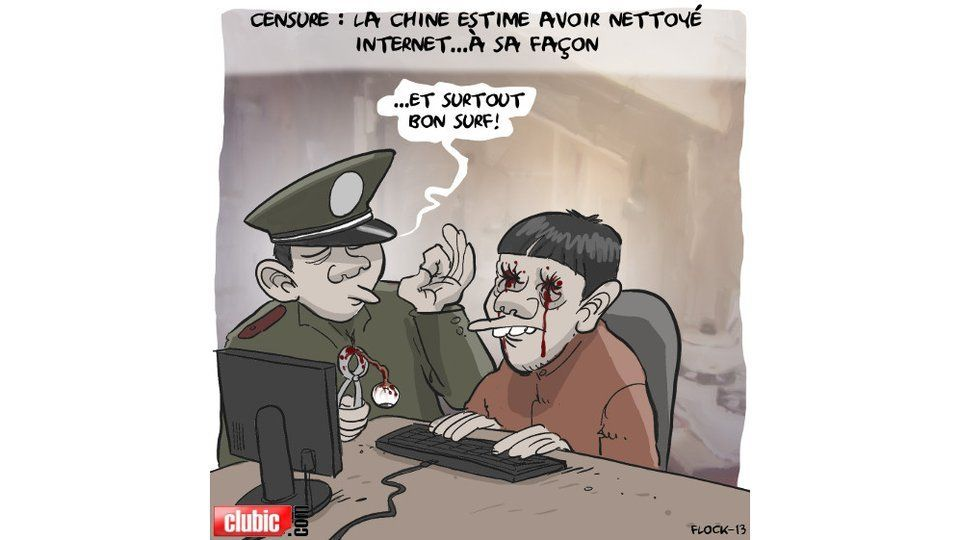 censure Chine
